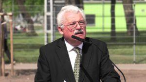 A Holokauszt magyarországi áldozatainak emléknapján nyilatkozott Fónagy János