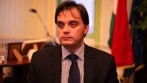 Dr Latorcai Csaba a Miniszterelnökség kiemelt társadalmi ügyekért felelős helyettes államtitkára