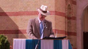 Emánuel Alapítvány megemlékezés Ilan Mor beszéde