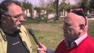 Gyöngyösi zsidó temető megmentése