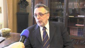 Heisler András Mazsihisz elnöke nyilatkozott a HetiTv-nek