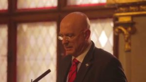Ilan Mor, Izrael Állam magyarországi nagykövetének beszéde