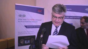 Közlekedési Műszergyár megalapításának 115 évfordulója