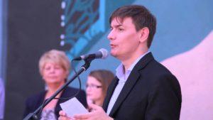 Vattamány Zsolt, Erzsébetváros polgármestere átadta Magyarország legnagyobb tűzfalfestményét